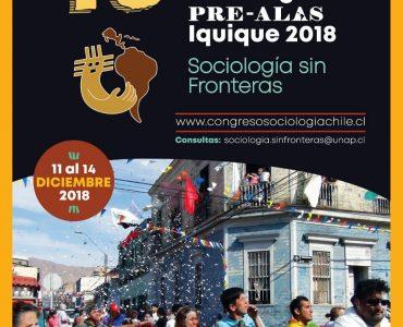 Red ENE en el X Congreso Nacional de Sociología