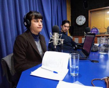 Participación en Radio UChile sobre Proyecto de Integración Social Urbana